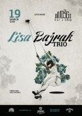 «Lisa Bajrak-trio» в «Mozgi Bar & Shop»