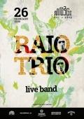 «Raio Trio» в «Mozgi Bar & Shop»