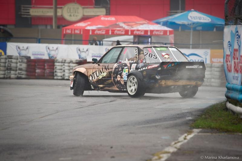 «Ukrainian Drift Challenge 2015»