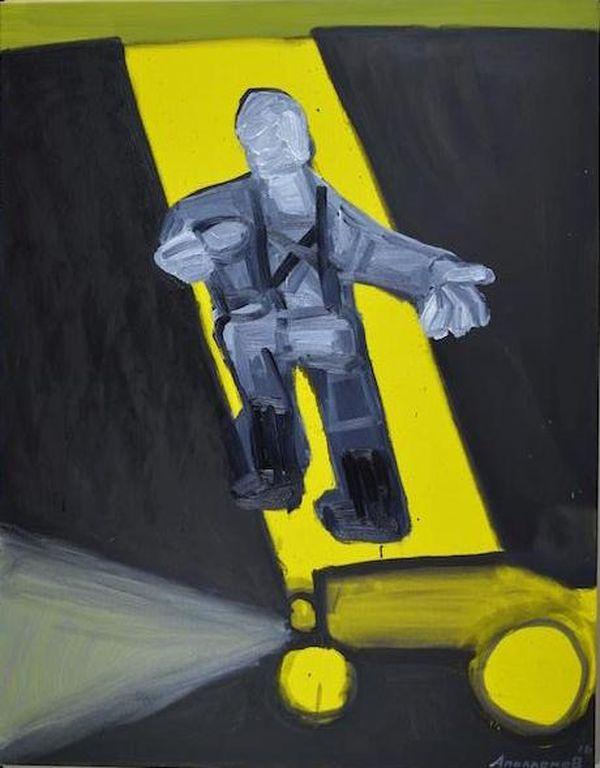 Виставка Олексія  Аполлонова «Бiополе» в «Музеї Тараса Шевченка»