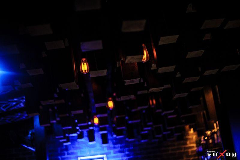 Вечеринка «Intelligent Sound» в клубе «Saxon»