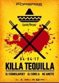 Вечеринка «Killa Tequilla» в клубе «Forsage»