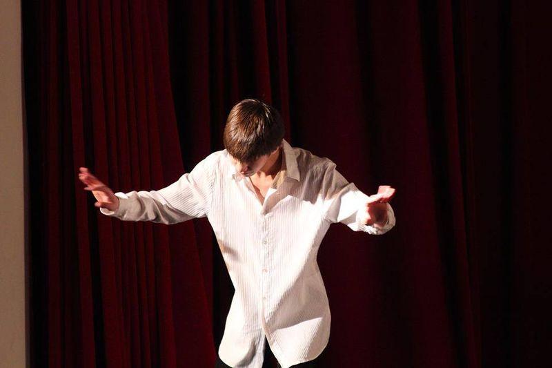 Вистава «Життя в ритмі танго» в «Київській фортеці»