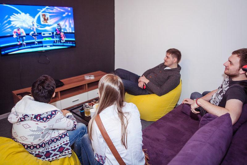 Игровое пространство «Loft Game Space»
