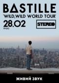 Концерт группы «Bastille» в клубе «Stereo Plaza»