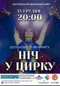 Шоу «Ночь в цирке»