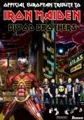 Трибьют Iron Maiden «Blood Brothers» в «Atlas»