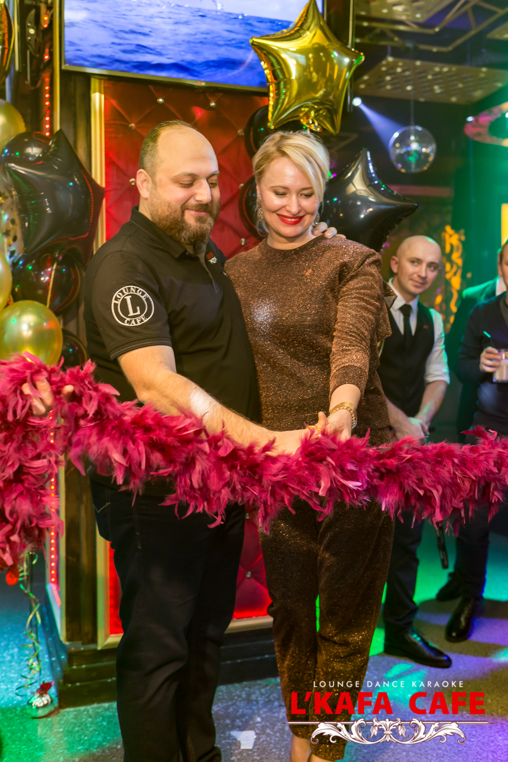 Grand Opening Party - Караоке со звездой