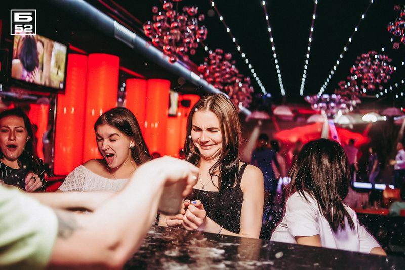 Вечеринка «May Jungle» в клубе «Б-52»
