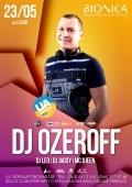 Вечеринка «Dj Ozeroff» в клубе «Bionica»