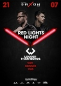 «Red Lights night» в «Saxon»