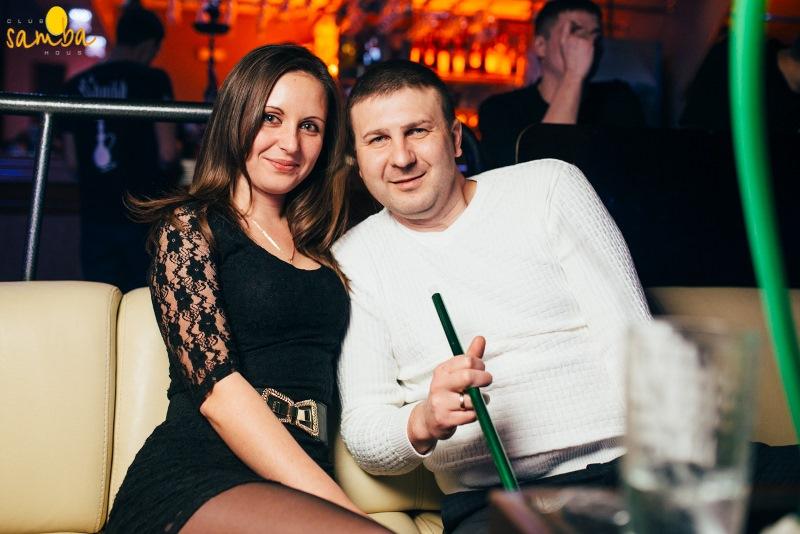 День Влюбленных в НК «Самба Хаус