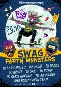 RnB Halloween. Swag Party Monsters в «Forsage»