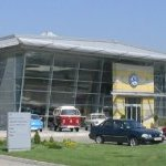 Автосалон Volkswagen «Автоцентр-Украина»