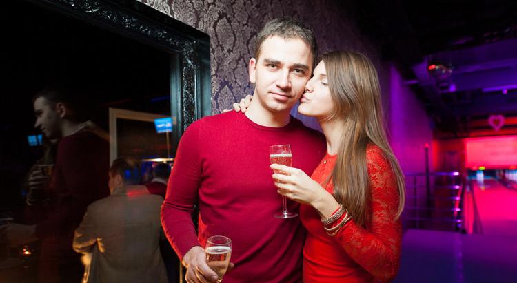 День Святого Валентина в City Entertainment