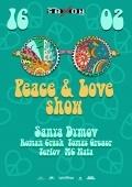Peace & Love show в «Saxon»