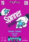 «Spinner Session» в «Saxon»