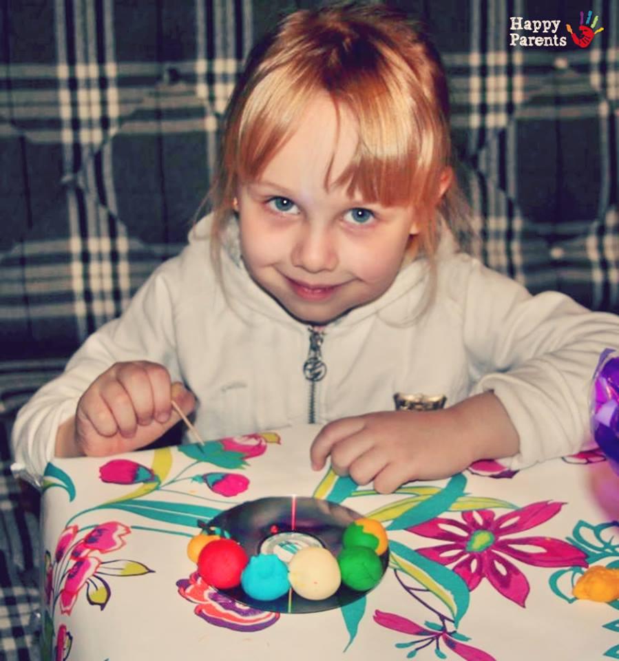 Мастер-класс для детей «Мукосолька» в ресторане «В доску свой!»