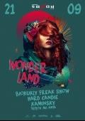 Вечеринка «Wonderland night show» в Saxon