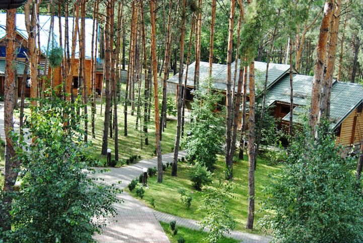Гостиничный комплекс «Ярына»