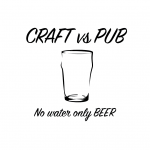 Бар «Craft vs. Pub»