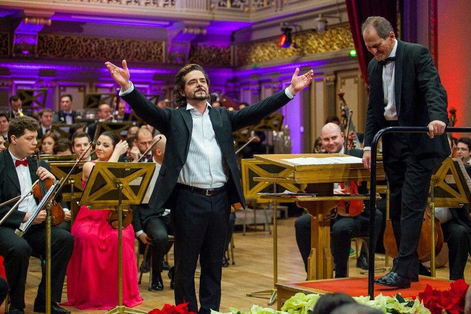 Концерт «Тенора Арена ди Верона» во «Дворце Украина»