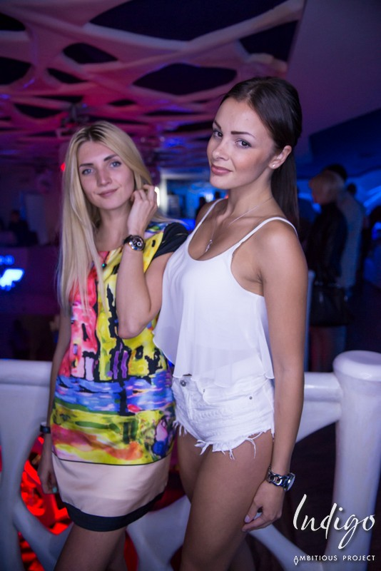 «Sunshine Party» в клубе «Indigo»