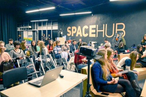 Spacehub: Место работы и офис