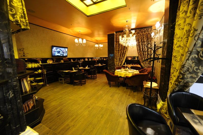 Ресторан «Гоголь-Моголь»