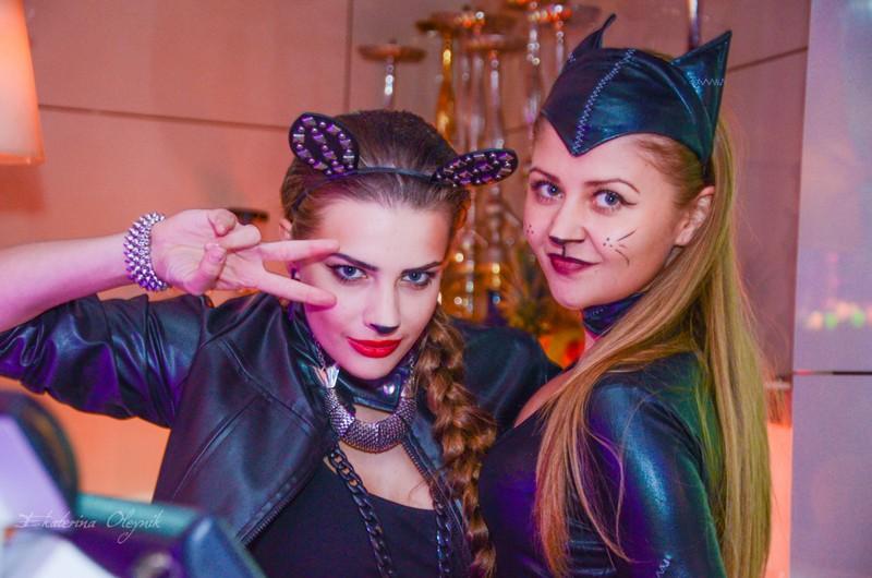 Halloween Scary Night в клубе Indigo