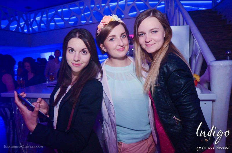 «Майские pre-party» в клубе Indigo