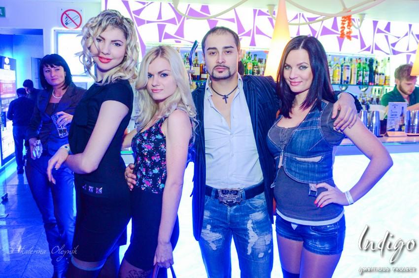 «Plastik Funk» в клубе Indigo