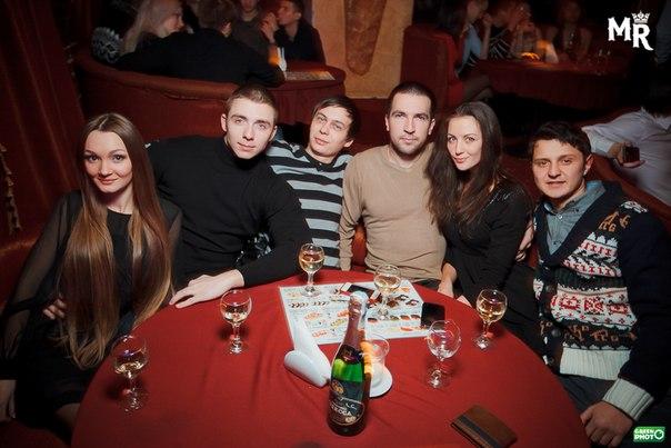 Вечеринка «Первый снег» в Мулен Руж