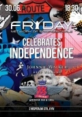Fryday Afterwork: Independence Party в «Just Relax»