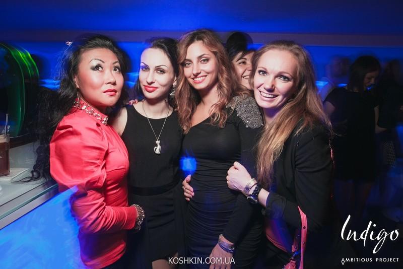 Rock party в клубе Indigo