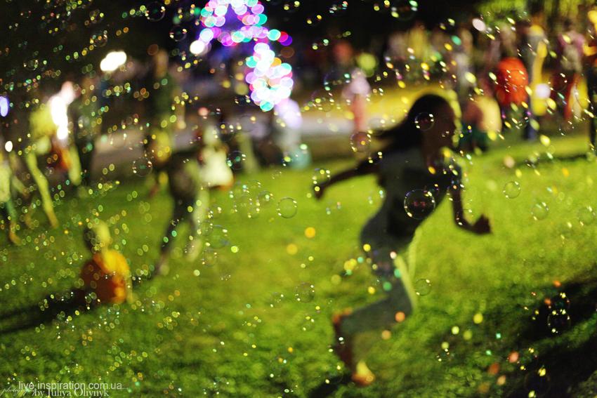 «Цветные Ночи» на Певчем Поле