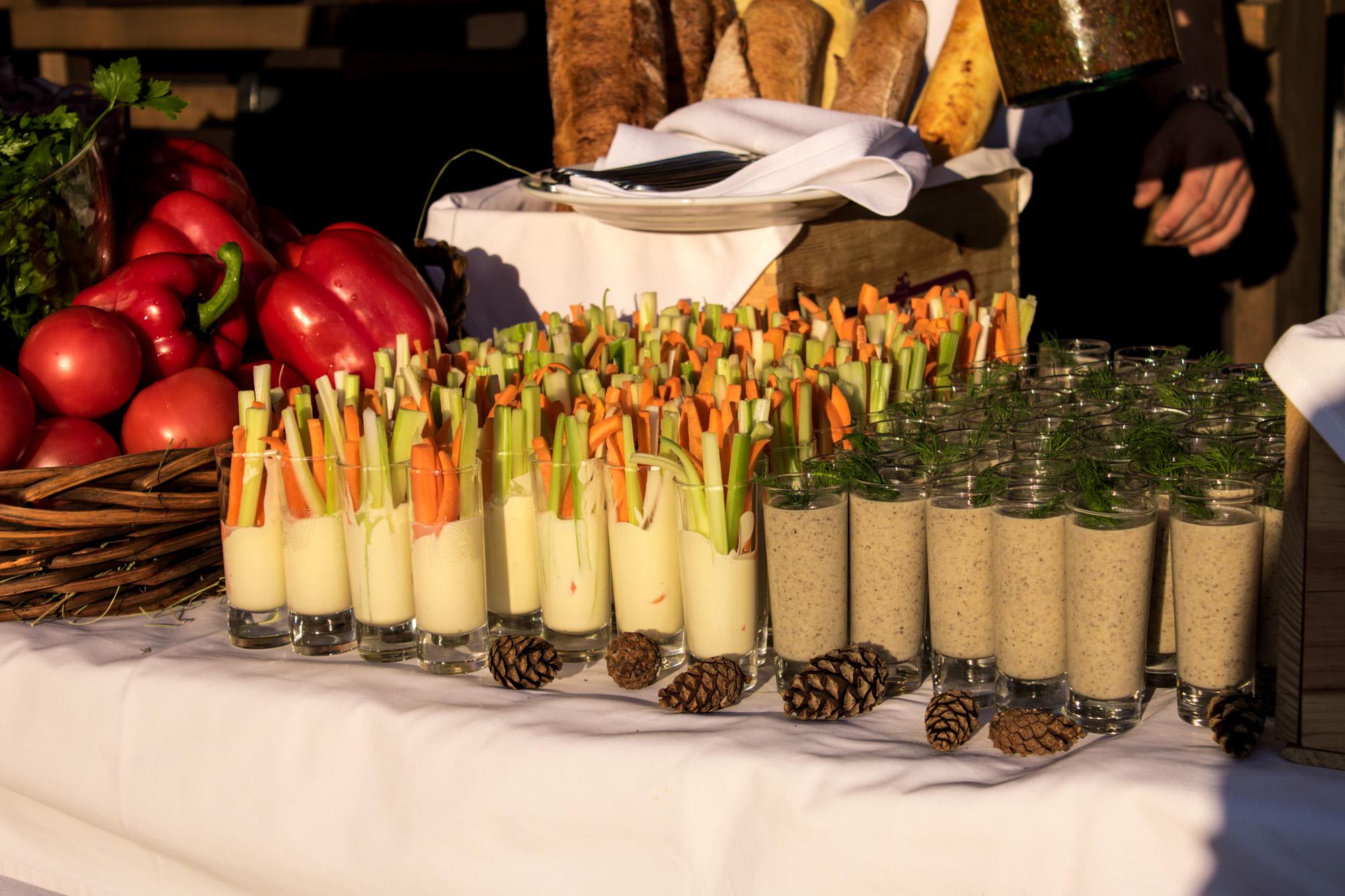 «Праздник Урожая» в ресторане «Forrest Club»