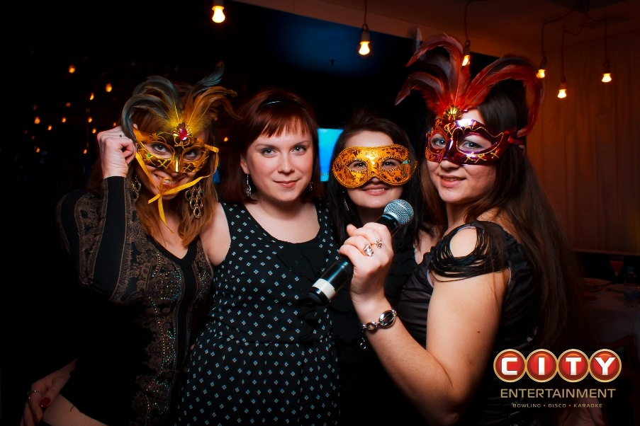 «Whisko Disco» в City Entertainment