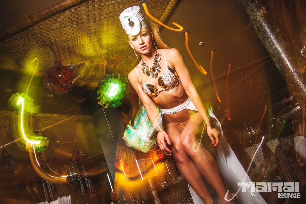DJ Liana в Mai Tai Lounge