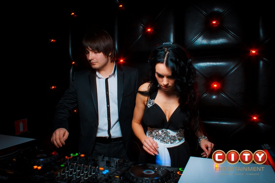 Презентация Проекта Royal Dj Duo в City Entertainment