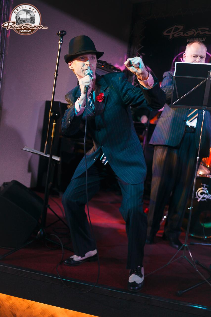 Группа «The Boogie Dance» @ Гриль-бар «Фаэтон»