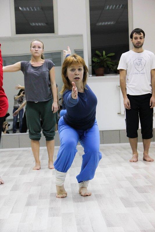 FreeDanceLab в Других Танцах — технический урок!