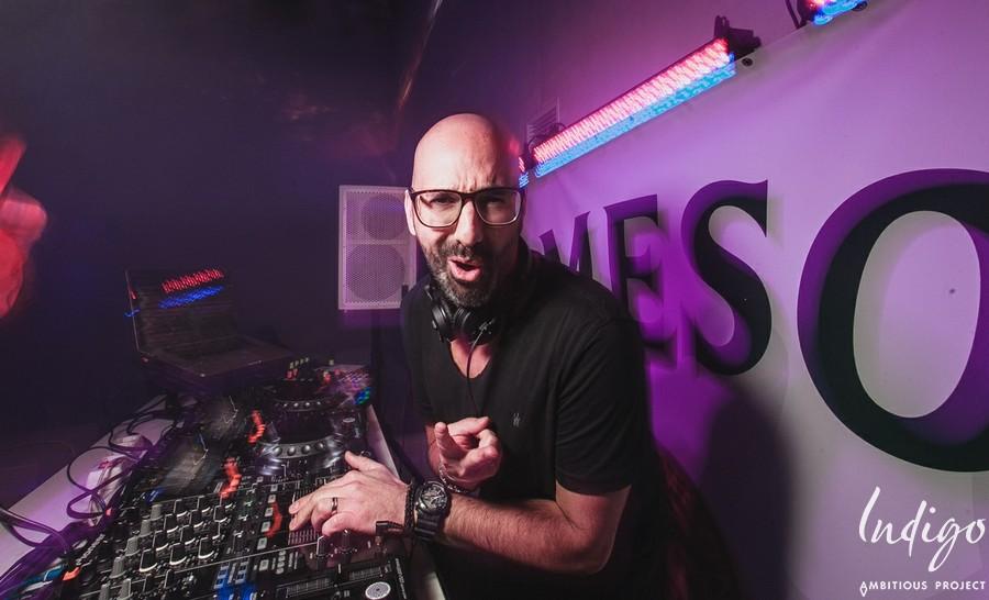 DJ Chus в клубе Indigo