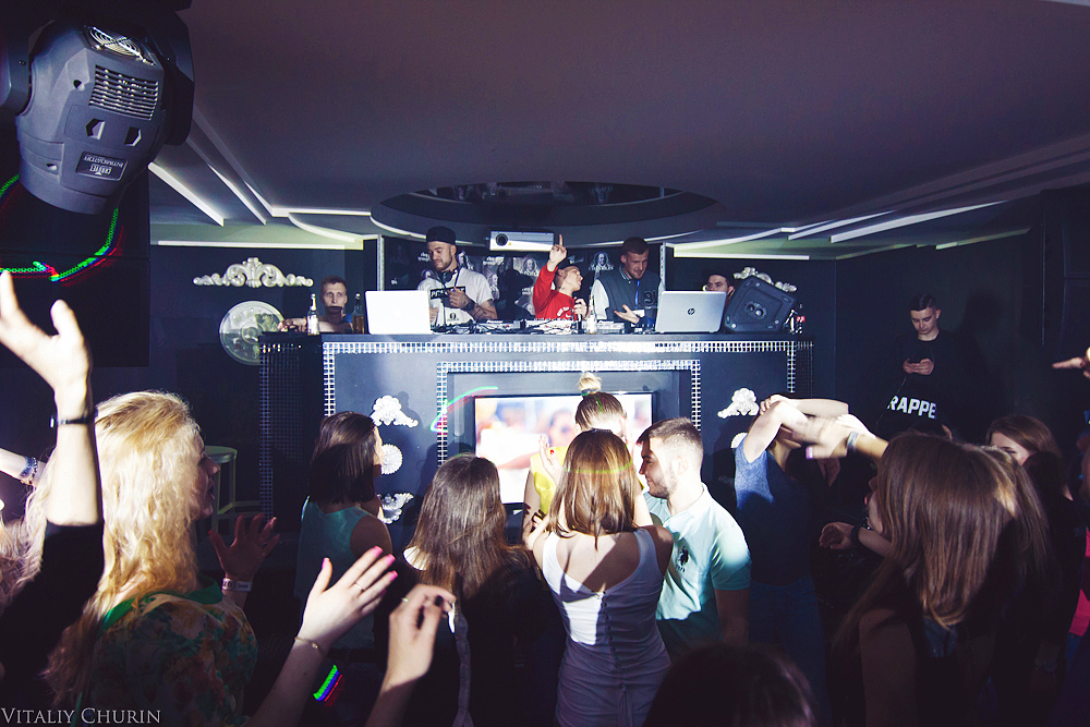 RnB party в Franklin