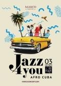 Концерт «Jazz 4 you: Afro Cuba» в клубе «Bel 'etage»