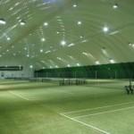 Корты спортивного комплекса «Ледовый стадион»