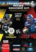 Kyiv Patriots – EAFL Falcons
