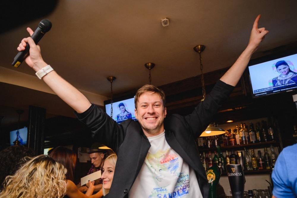 «Mr. Jack's birhtday party» в Репортере