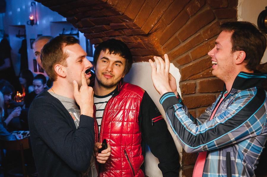 «Одесса Мама» Party в Репортере
