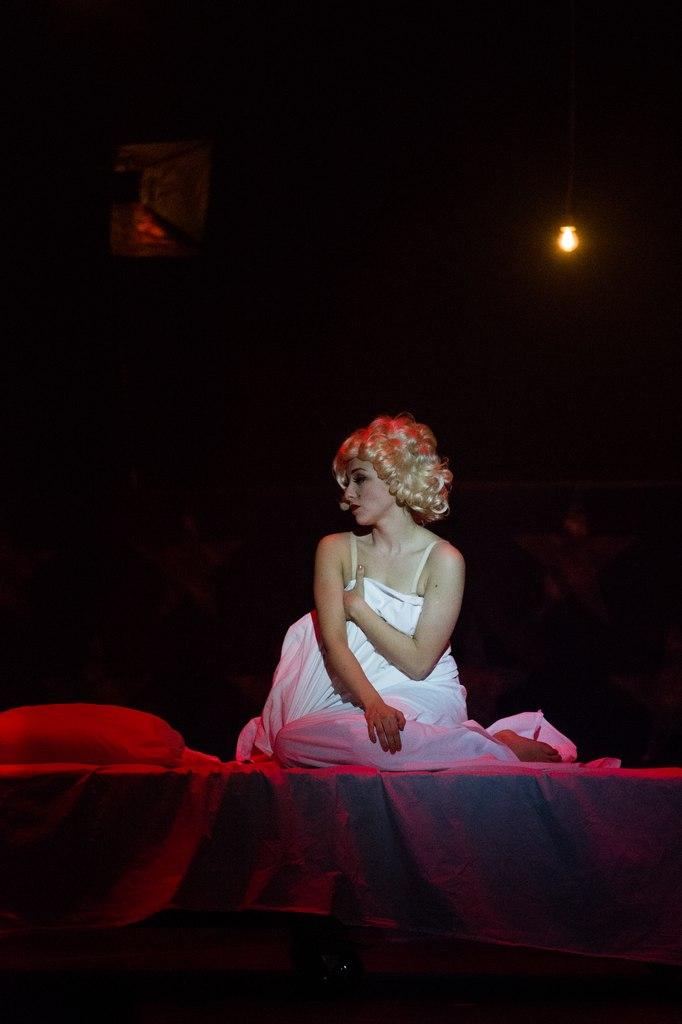 Мюзикл «Мэрилин Монро. Образ, затмивший жизнь»